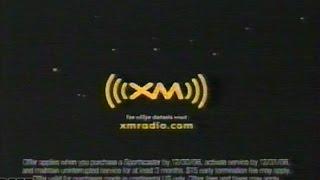 XM Satellite Radio (2006)