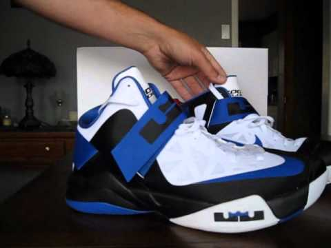 LeBRON ZOOM SOLDIER 6