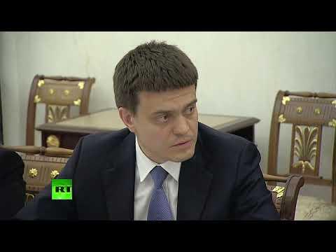 Путин проводит совещание
