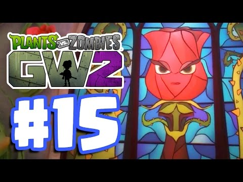 DOMINATING HERBAL ASSULT w/ ZACKSCOTTGAMES | Plants Vs Zombies: Garden Warfare 2 Gameplay Part 15