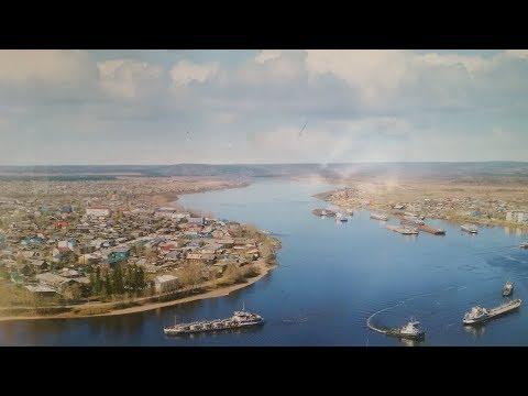 """Киренск - """"Сибирская Венеция"""" на Лене"""