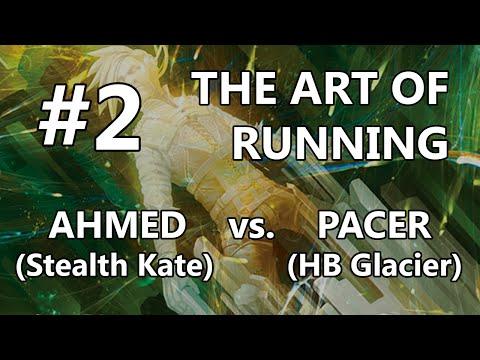 Netrunner - The Art of Running Ep. 2 - Ahmed (Stealth Kate) vs. Pacer (HB Glacier)