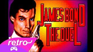 [Full GamePlay] James Bond 007 - The Duel (Maniac Mode) [Sega Megadrive/Genesis]