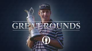 Justin Leonard at Royal Troon | Great Open Rounds
