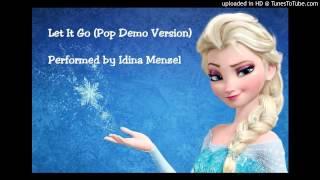 Frozen - Let It Go (Fanmade Pop Version) by Idina Menzel (Elsa)