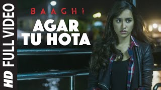 Sab Tera (Full Video Song) | Baaghi (2016)