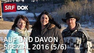 Familie Gano in Kanada Auf und davon Spezial Folge 5