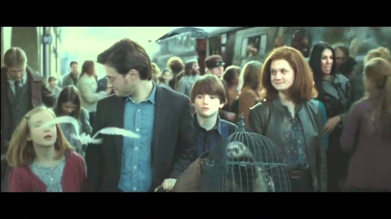 harry potter and the deathly hallows part 2 ending hd