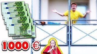 VERSTECKEN Challenge im HAUS meiner FREUNDIN 😰 **1000€ für gewinner**