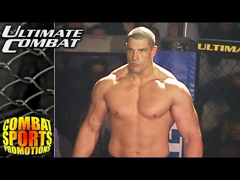 James Thompson Vs Aaron Marsa - FULL FIGHT - Ultimate Combat 9