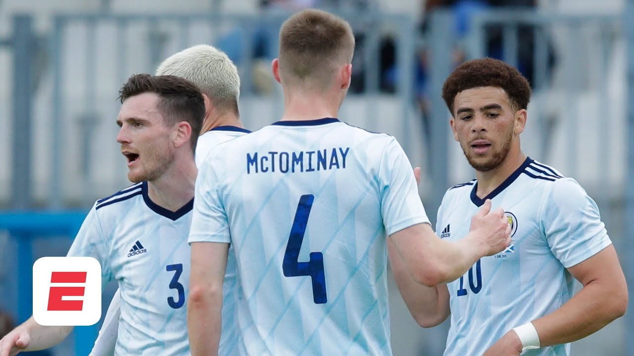 Scotland's Premier League talent will outshine Czech Republic at Euro 2020 - Steve Nicol   ESPN FC