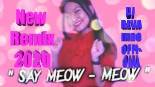 Say Meow Meow Remix 2020   DJ Reva Indo official