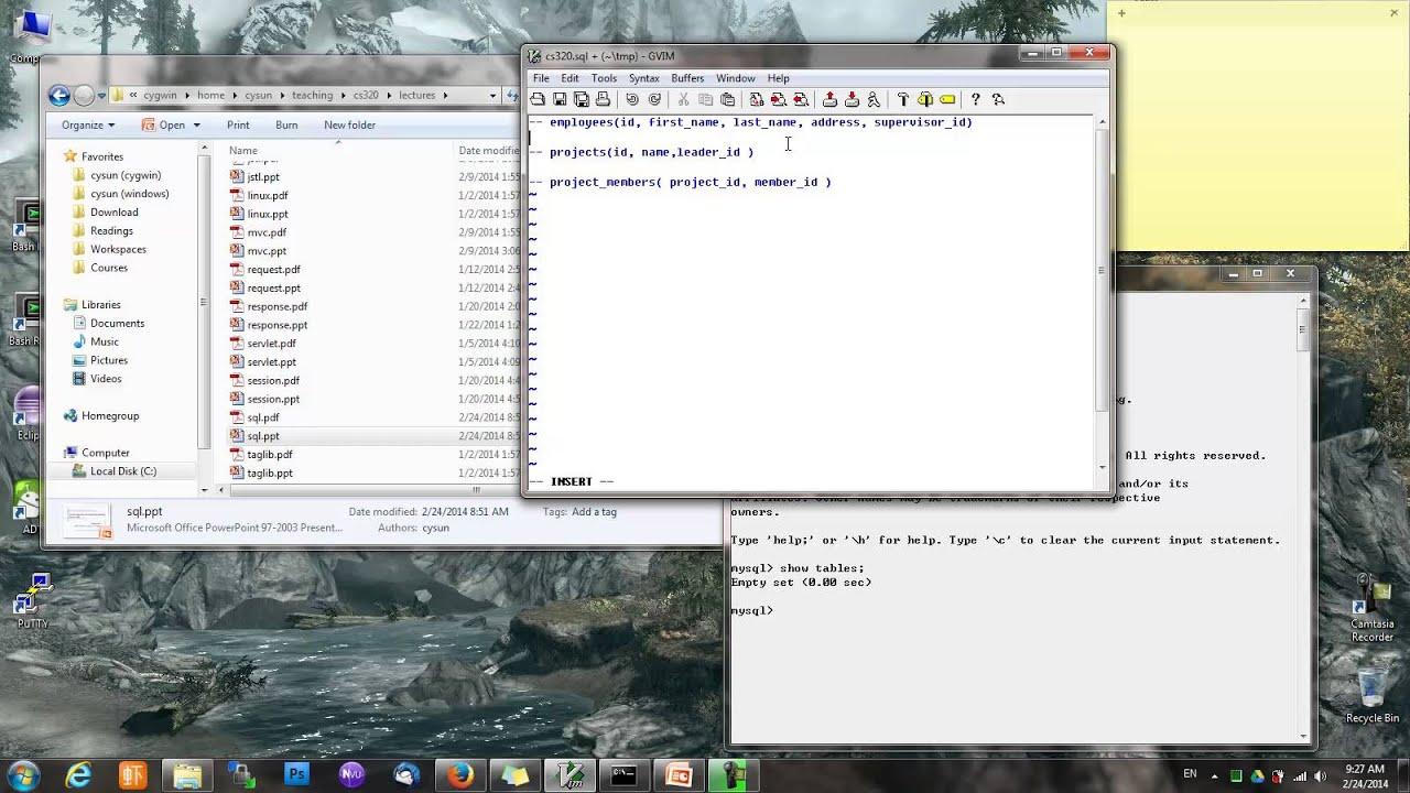SQL and MySQL - YouTube