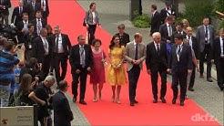 Prinz William und Herzogin Catherine besuchen das Deutsche Krebsforschungszentrum