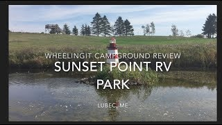 Sunset Point RV Park Campground Review