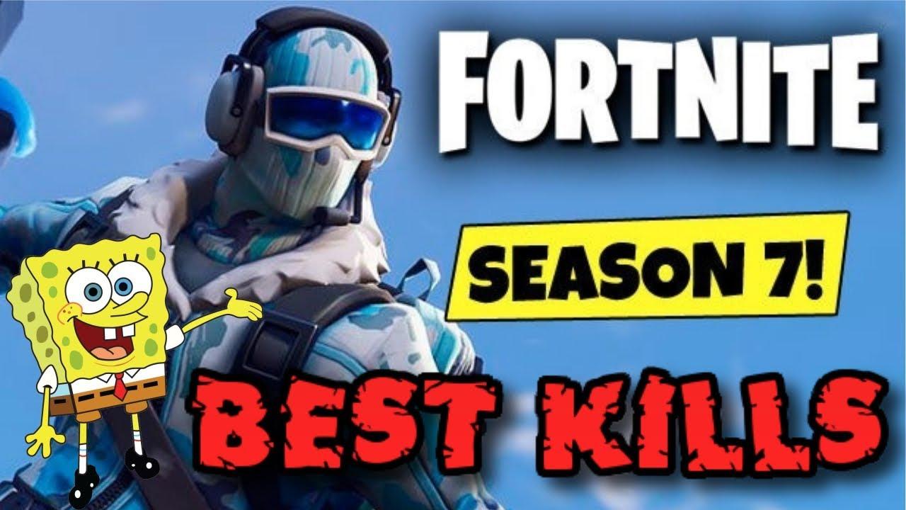 Fortnite Season 7 Best Moments Best Kills Best Snipes Epic Kills Funny Moments Season 8 Youtube