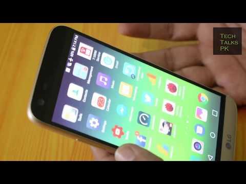 LG G5 Review in Urdu - TechTalksPakistan