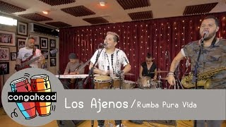 Los Ajenos perform Rumba Pura Vida