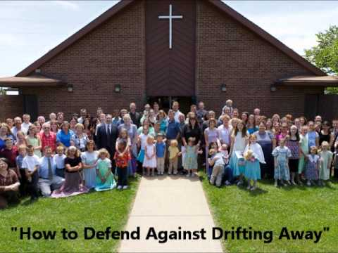 How to Defend Against Drifting Away - Dr. Van Lees
