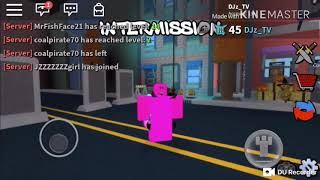 Ho ricevuto Scanmed RobLOX Assassino