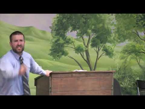 """Jesus predigt hart! (""""Mehr wie Jesus werden"""") – Pastor Steven Anderson"""