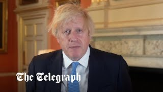video: Watch Boris Johnson mark 9/11 anniversary: attackers failed to instil 'permanent fear'