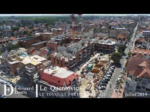 LE TOUQUET PARIS PLAGE (62) - Le Quentovic