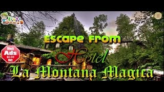 Escape From Hotel La Montana Magica walkthrough..