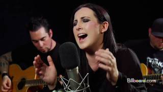 """We Are The Fallen - """"Bury Me Alive"""" Acoustic LIVE"""