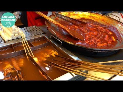 KOREAN NO.1 STREET FOOD / Tteokbokki & Sundae