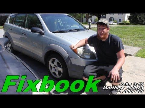 Wet Panger Side Floor Fix Pontiac Vibe Toyota Matrix A C Problem