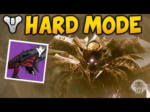 Destiny kings fall hard mode raid 320 light level cap sunbreaker
