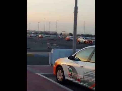 Emirates driving company part 1