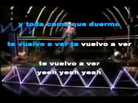 Karaoke - Richie - Mi niña veneno