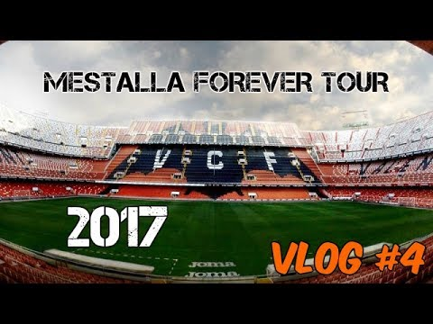 MESTALLA FOREVER TOUR 2017 / Vlog #4