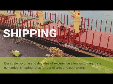 TPT Shipping, Tauranga Port