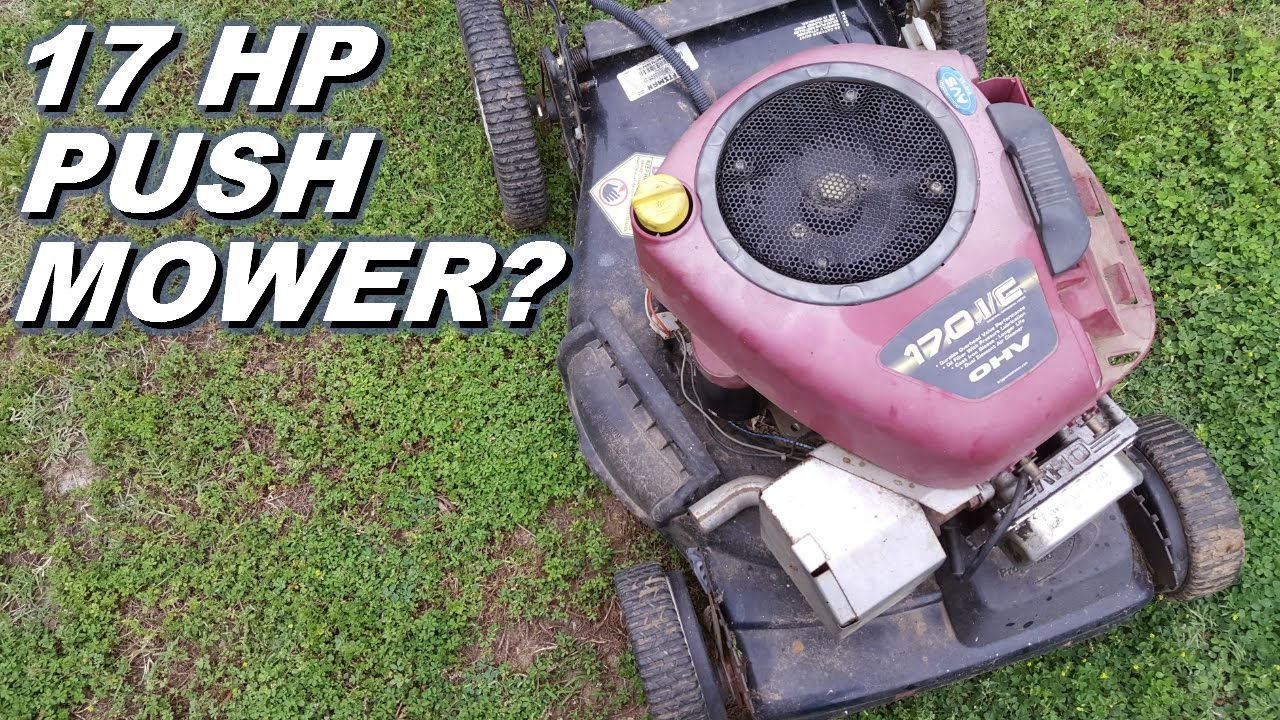 riding lawnmower blown engine swap youtube. Black Bedroom Furniture Sets. Home Design Ideas