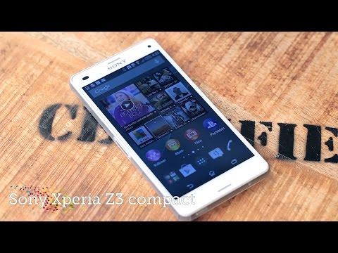 Sony Xperia Z3 Compact (deutsch)  Test