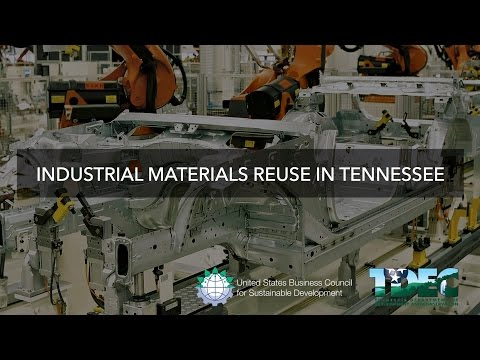 Business-to-Business Materials Reuse in Tennessee