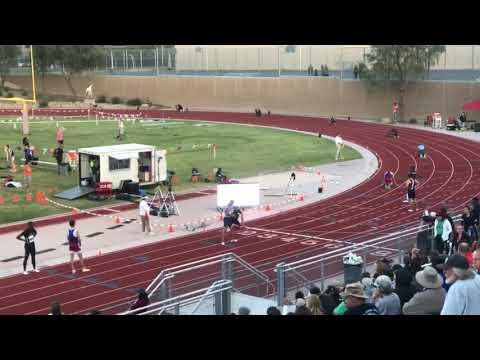 NIAA Nevada State High School Track Meet 5/17/2019 Division 4A Boys 4x200 Relay