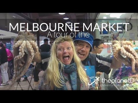 Melbourne's Fun and Fabulous Victoria Market Tour