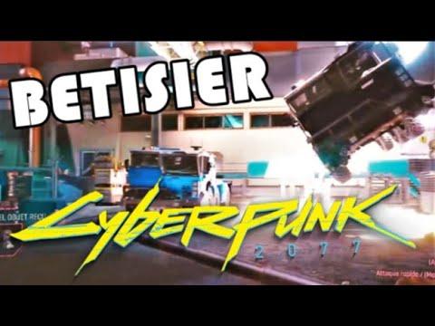 Mon BETISIER de CYBERPUNK 2077 !