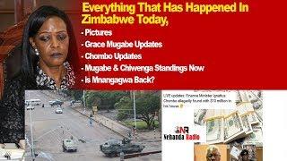connectYoutube - Everything That Has Happened in Zimbabwe Today, Grace Mugabe Updates, Chombo, Chiwenga, Mnangagwa