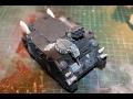 Конверсия трофейного танка орков/ conversion loot tank orks/rhino
