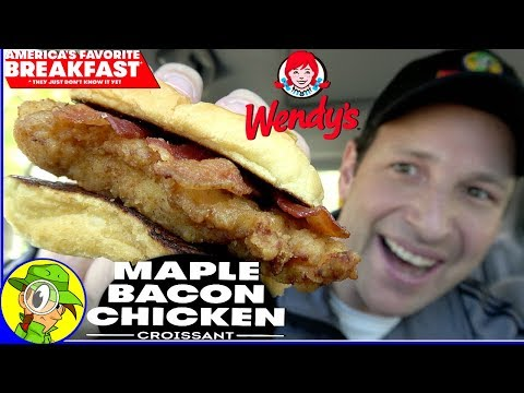 wendy's®-|-maple-bacon-chicken-croissant-review-🍁🥓🐔🥐-|-seasoned-potatoes-|-peep-this-out!-👧