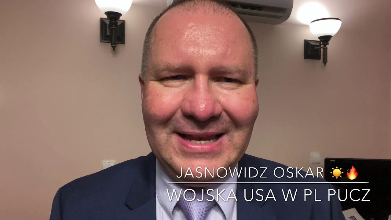 Przyszłość Polski Delegalizacja PO, pucz, śmierć Tuska, armia USA zrobi czystki w Polsce