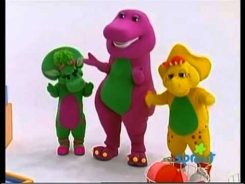 Barney & Friends: A Wonderful World of Colors and Shapes (Season 9, Episode 14)