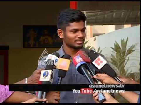 Sanju Samson apologises, KCA may let him off with a warning; Sanju Samson responds