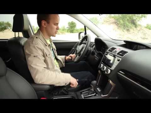 Subaru Forester. Отзывы, цена, тест драйв и характеристики