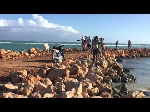 THE BEACH KINGSTON JAMAICA - ANY GIVEN SUNDAY